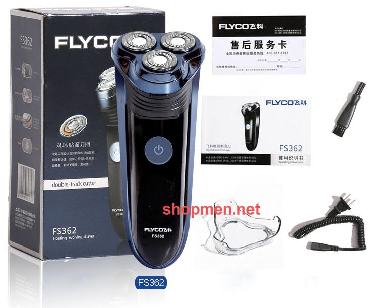 may cao rau flyco fs362