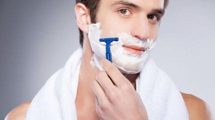 Lưu ý cạo râu đúng cách
