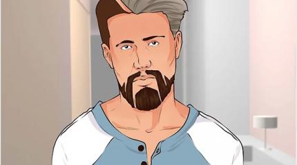 Làm sao để râu mọc như ý muốn