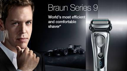 Đánh giá máy cạo râu Braun Series 9  9095CC
