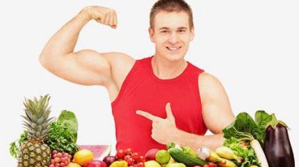 Các thực phẩm tốt cho sức khỏe đàn ông
