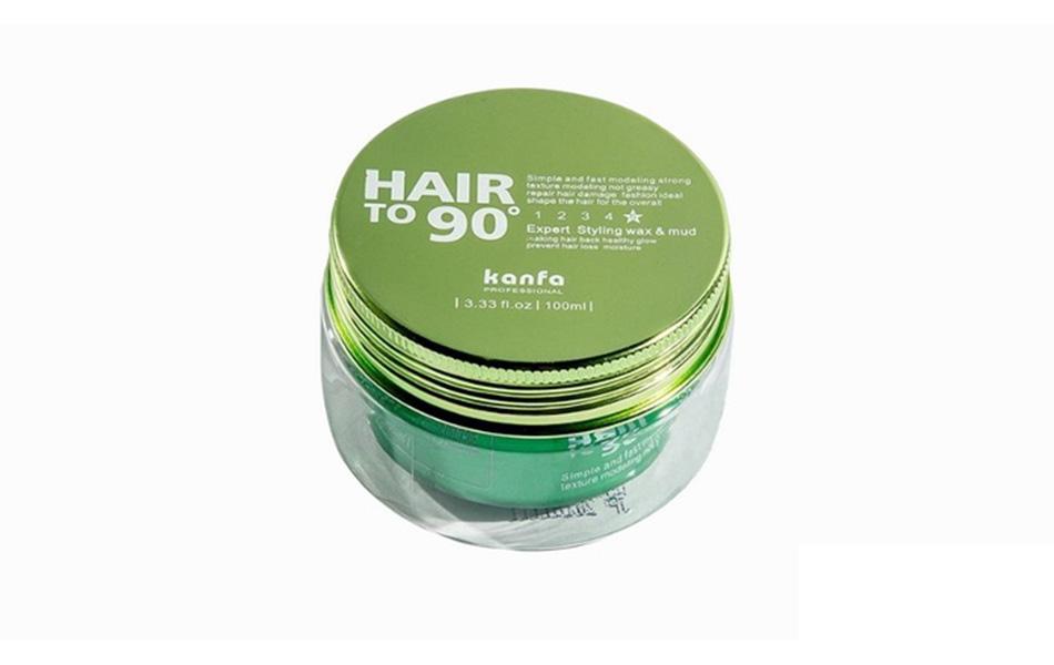 Sáp vuốt tóc  Hair to90- xanh lá