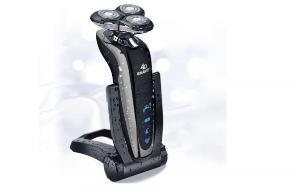 Máy_Cạo_Râu_ Shaver 4D RQ1050-chống nước-nhỏ gọn-pin khỏe- chạy êm